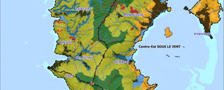 Enfin une carte pour savoir où observer les oiseaux à Mayotte !